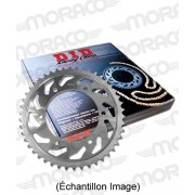 Kit chaine DID HUSQVARNA  13*50 520 standart acier 2014-2015