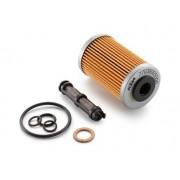 Kit filtre à huile pour Husaberg 390/450/570 FE/FS de 2009 à 2012
