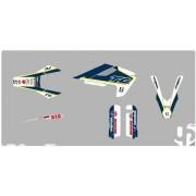 Kit déco UP Husqvarna TC/FC 125/250/450 (2014-2015)