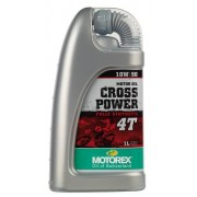 MOTOREX CROSS POWER 4 T 10W50 1L