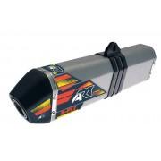 Silencieux ART B-P121 aluminium Husqvarna FE350