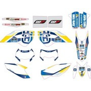 GRAPHIC KIT ''FACTORY ENDURO'' - TE/FE 2014/2016