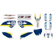 GRAPHIC KIT ''FACTORY STYLE'' TC/FC 2014/2015