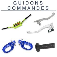 Guidons et commandes