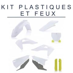 Kit plastiques et feux