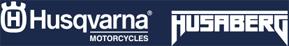 Logos Husqvarna et Husaberg